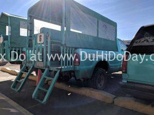 Xe tải tới Antelope Canyon