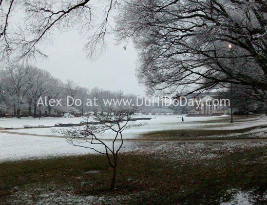Virginia mùa đông