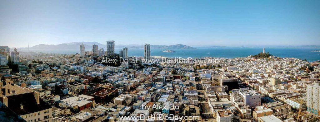 Panorama của San Francisco