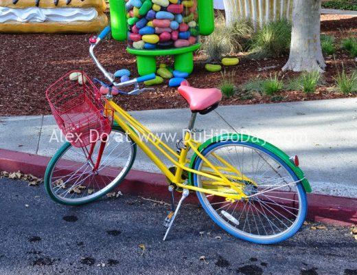 Xe đạp Google