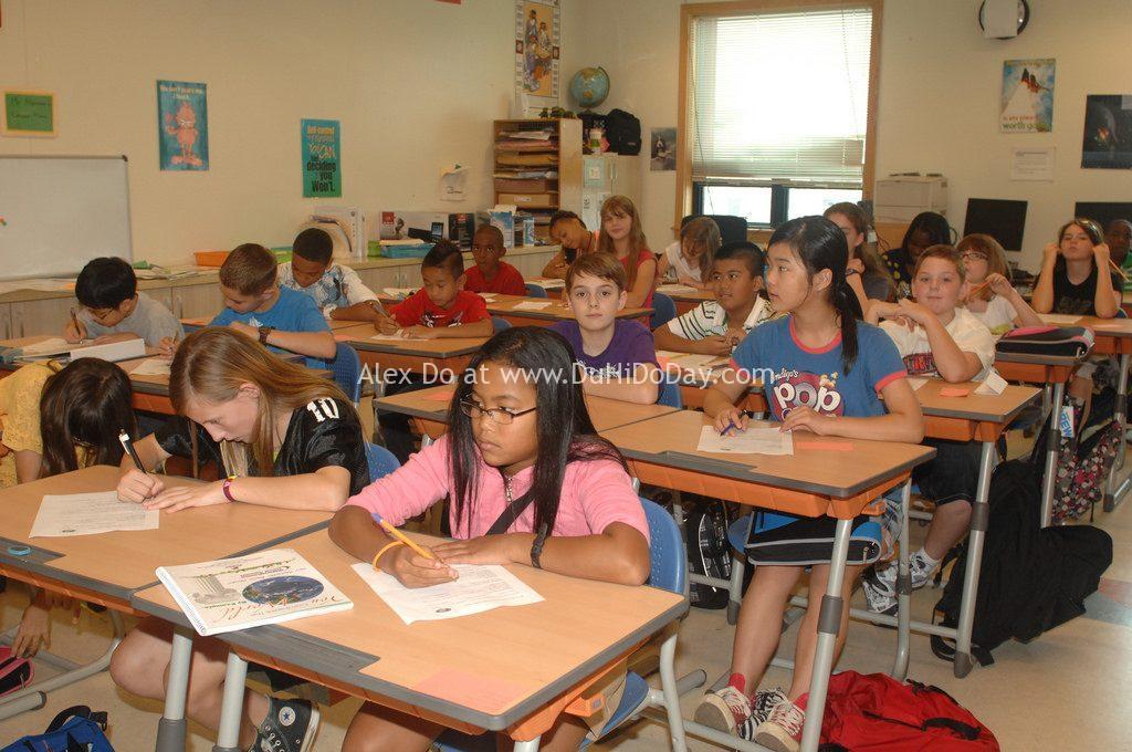 Trường Công ở Mỹ