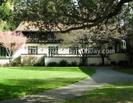 Một góc trường Berkeley