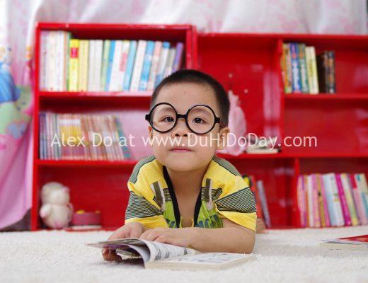 Trẻ du học