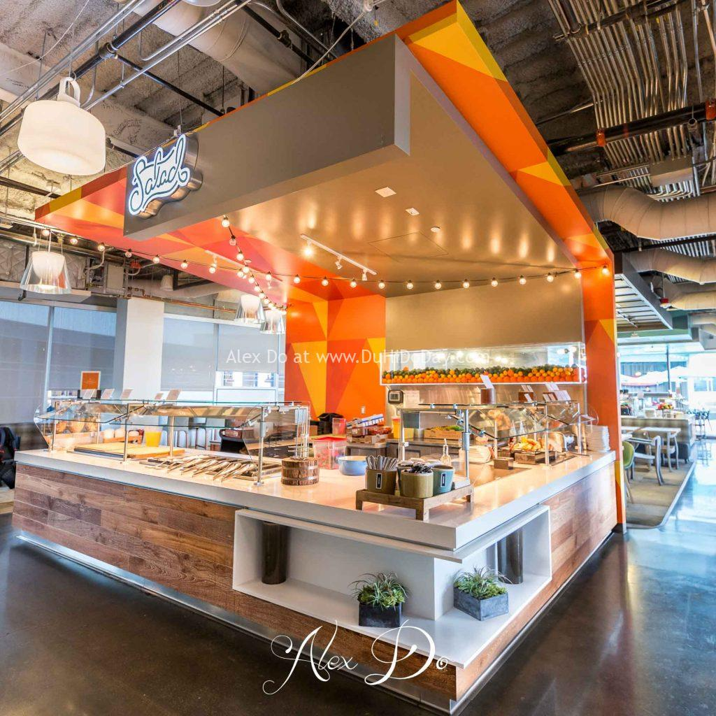 Nhà hàng trong Google