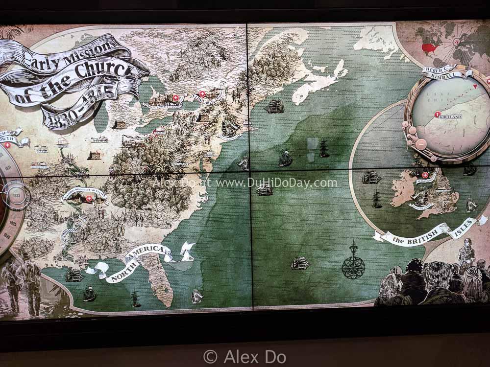 Màn hình bản đồ như game