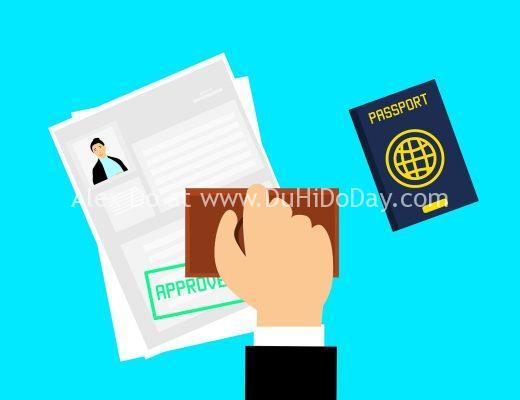 Visa Hoa Ky