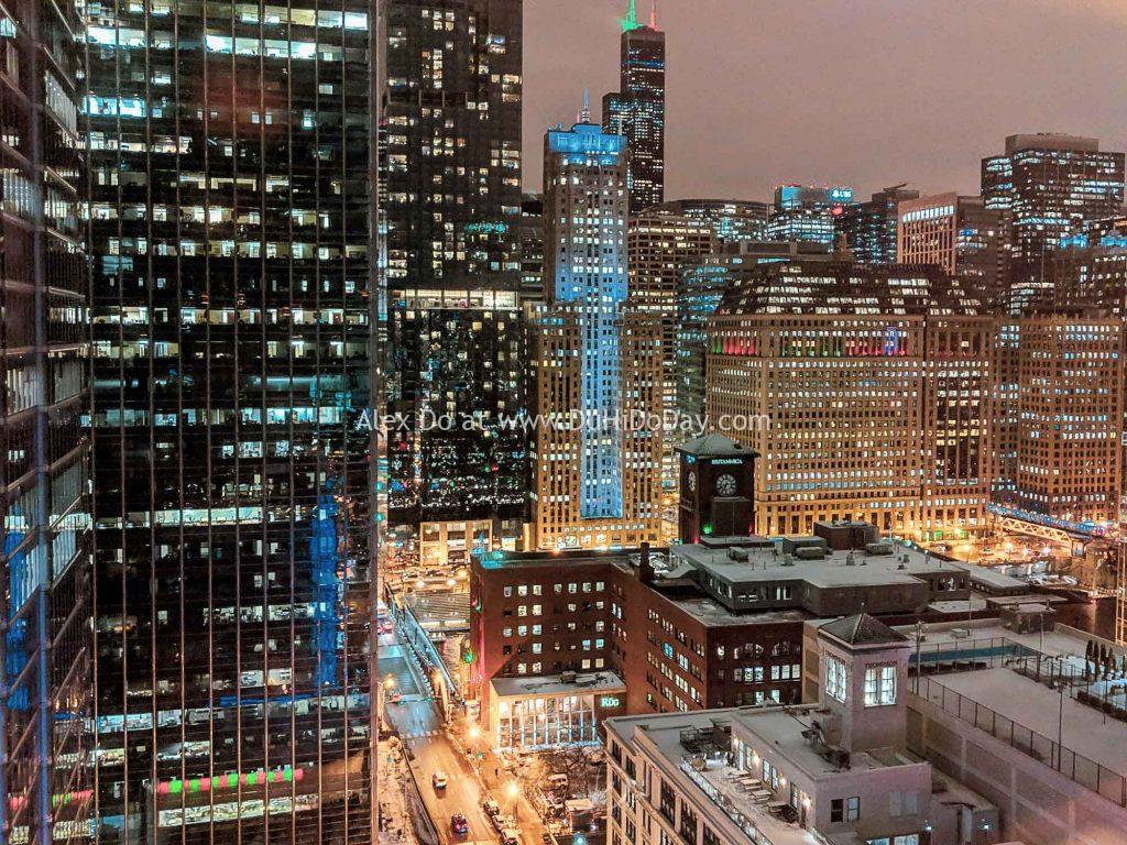 Chicago về đêm