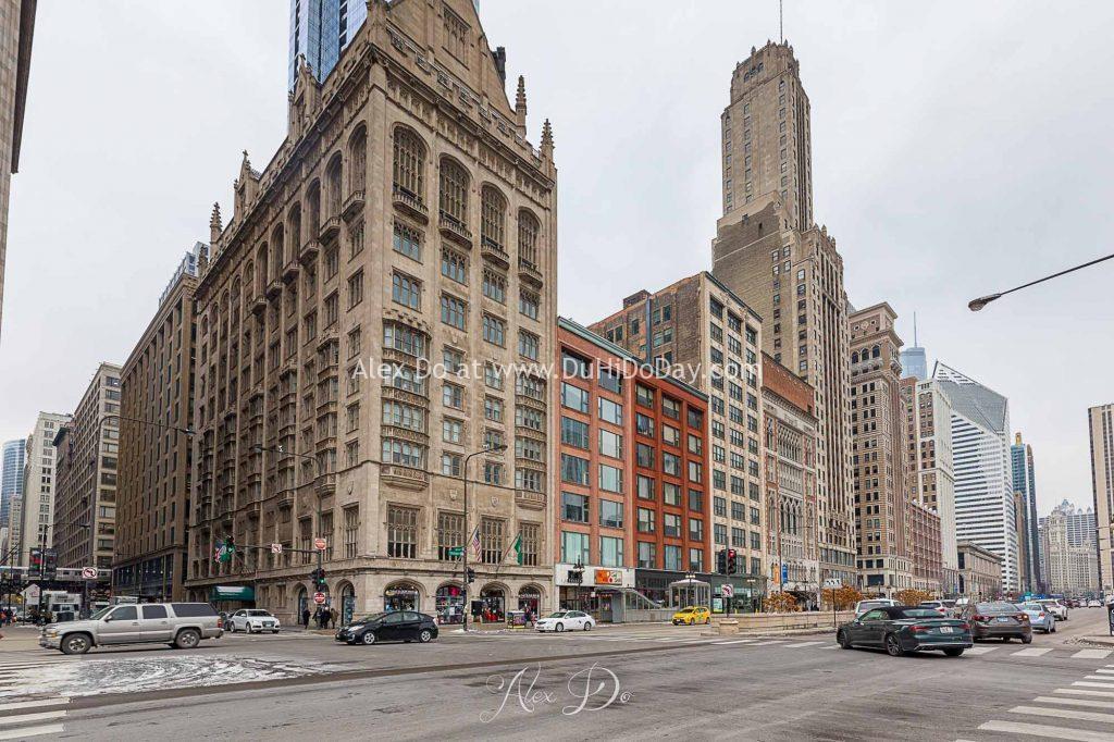 Trung tâm Chicago