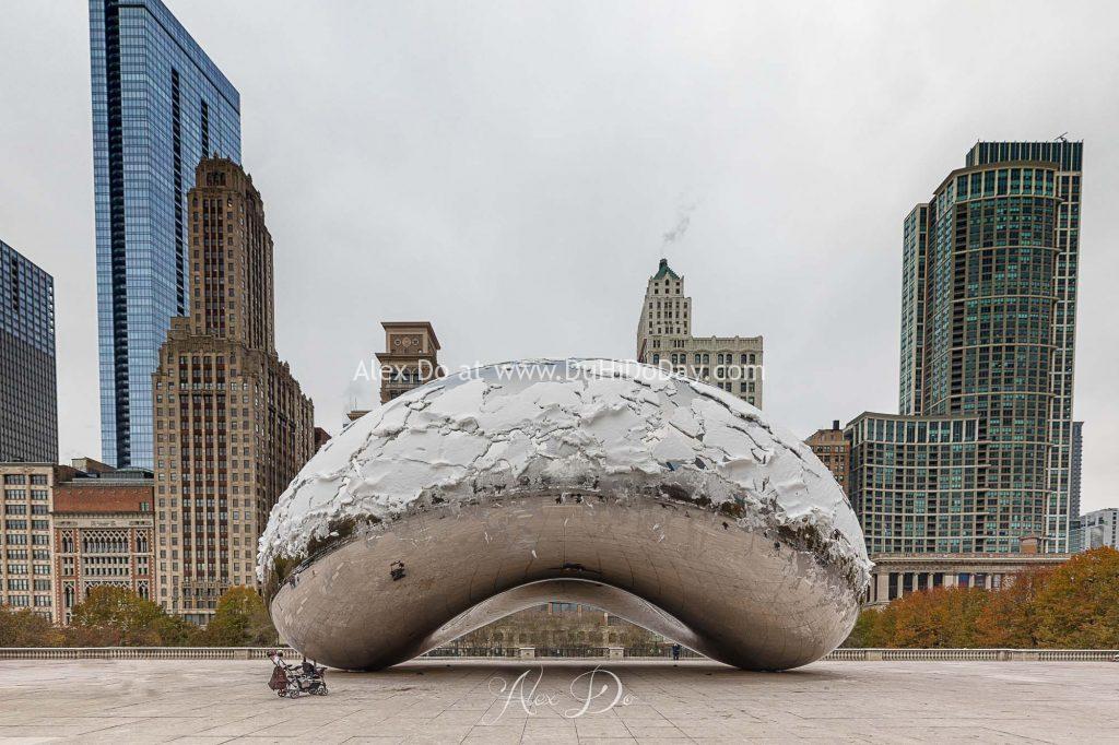 Viên đậu Chicago