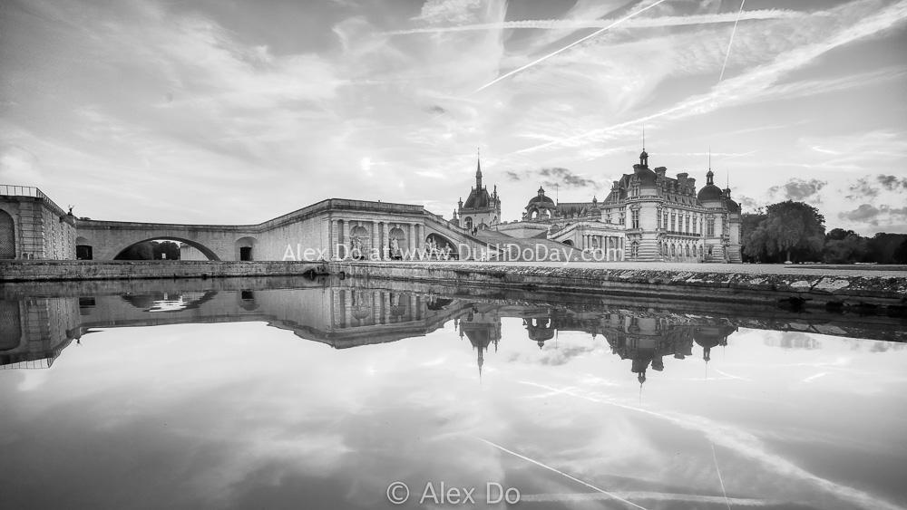 Lâu đài Chantilly, Pháp